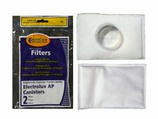 Electrolux Canister Tank Style C Vacuum Bags,(8 Bags and 2 After Filters)