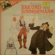 Albert Lortzing, Ingeborg Hallstein · Fritz Wund LP RE Vinyl Schallplatte 174545