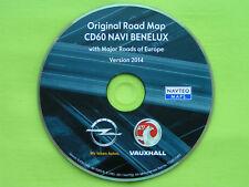 NAVIGATION OPEL CD 60 NAVI CD 80 NAVI BENELUX + EU 2014 CD60 CD80 ANTARA CORSA D