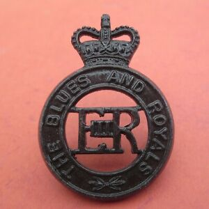 The Blues and Royals British Army/Military Hat/Cap Badge