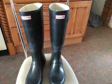 Ladies Genuine Hunter Wellies Size 8 Wellington Boots