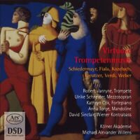 Forgotten Treasures Vol. 9 - Virtuoso Music for Trumpet by [CD]