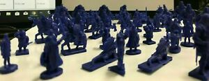 50 Piece Fantasy Miniatures lot. Nordic theme Ogre dwarves monsters D&D minis