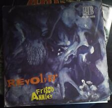 Revolver   ‎– Frisco Annie/Imagination 45 giri  1969 italian Issue   Psych