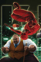 MARVEL KNIGHTS 20TH #1 (OF 6) ANDREWS CONNECTING MARVEL COMICS DAREDEVIL KINGPIN