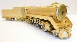Brass Samhongsa Canadian Pacific F1A Jubilee Class Loco in Excellent Condition