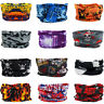 Trrendy Unisex Hiking Cycling Random Scarf Snood Neck Bandanas Tube Mask Hats