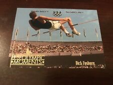1996 Upper Deck U.S. Olympic #35 - Dick Fosbury - Track and Field