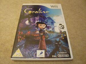 CORALINE , Nintendo Wii , PAL , 2008 ...