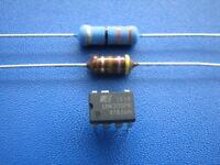 LNK305PN + Widerstand 33 Ohm 3W + HF Drossel 470µH Whirlpool, AEG, Bauknecht