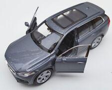 Blitz envío volvo xc 90 gris/Gray Welly modelo auto 1:34-39 nuevo & OVP