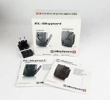 Elinchrom EL Skyport Universal Speed Set.  Wireless Flash Trigger Set.   Exc++