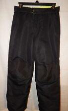 Snow Pants Swiss Tech L 10 12 Black Green Snow Pants Bottoms Boys Snowmobile
