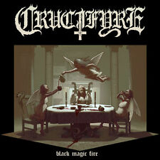 Crucifyre - Black Magic Fire ++ CD ++ NEU !!