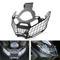 Anteriore Protezione protezione griglia del faro Per Honda X-ADV 750 17-18 Nero