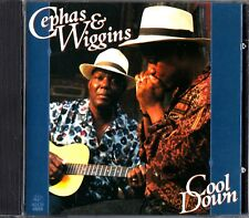 John Cephas & Phil Wiggins- Cool Down CD (1995 Country Blues) Harmonica Guitar