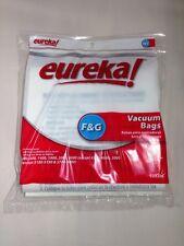 Eureka Style F&G Upright Vacuum Cleaner Bags 3 Pk Genuine OEM