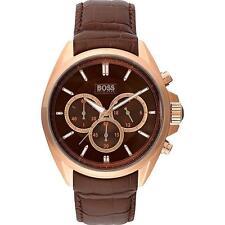 Boss Men's Quartz Watch Driver Chrono 1513036 RRP £339.00