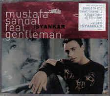 Mustafa Sandal-Isyankar cd maxi single 8 tracks
