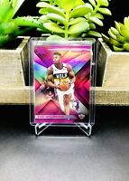 2019-20 Panini Chronicles ZION WILLIAMSON XR PINK SP Rookie RC #271 PELICANS