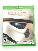 Star Wars Battlefront Deluxe Edition Microsoft Xbox One 2015
