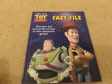 Childrens book - Toy Story Fact file