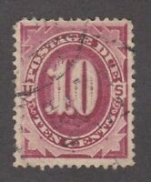 United States stamp #J26, used, BOB, Postage Due, 1891 - 1893, SCV $30.00
