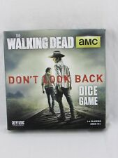 The Walking Dead Dont Look Back Dice Board Game
