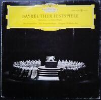 Wagner - Bayreuther Festspiele, SCHÄRTEL, GREINDL, PITZ, DGG Tulip MONO