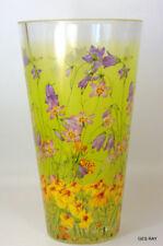 Goebel Vase The Smithsonian Collection Wildflower Green 9.75