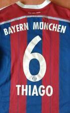 Camiseta Trikot Shirt BAYERN MÜNCHEN Munich Adidas 6 THIAGO Season 2011 Vintage