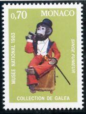 STAMP / TIMBRE DE MONACO N° 1379 ** AUTOMATE / SINGE FUMEUR