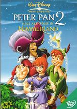 Peter Pan 2 - Neue Abenteuer in Nimmerland (Walt Disney)               DVD   040