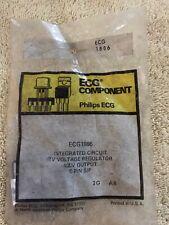 ECG718 SUB FOR MC1304P /NTE718 Stereo multiplex integrated circuit semi-co