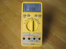 tektronix DM250 Multimeter
