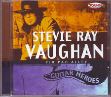 Zounds-Stevie Ray Vaughan-Tin Pan Alley-Best-RARE Audiophile CD 2000