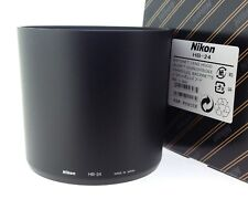 Nikon Genuine HB-24 Lens Hood for AF VR 80-400mm f/4.5-5.6D ED - UK Supplier