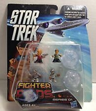 *NEW*  Star Trek Fighter Pods 4-Pack - Color/Style Vary by Hasbro