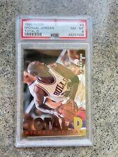1995 Fleer Total D #3 Michael Jordan PSA 8 NM-MT