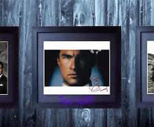 Steven Seagal Under Siege SIGNED FRAMED AUTOGRAPHED 10x8 REPRO PHOTO PRINT