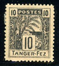 FRENCH MOROCCO MAROC Local Selections: Yvert #122 10c TANGER-FEZ CV€6+
