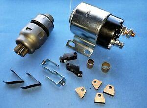 Premium Starter Repair Kit Fits Packard 1955-56