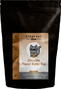 Chocolate Peanut Butter Cup Flavored Coffee (8oz)