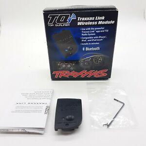 TRAXXAS TQI BLUETOOTH MODULE SLIGHTLY USED FREE POST FOR X MAXX TSM