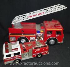 (2) Tonka Fire Trucks Lot 66