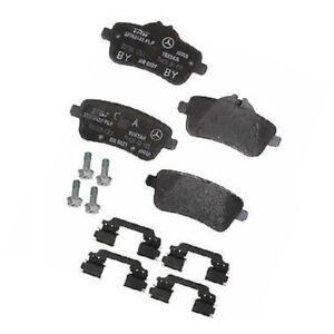 For Mercedes SLK55 CLA45 SLC43 GLA45 AMG Disc Brake Pad Rear ATE 0074209020