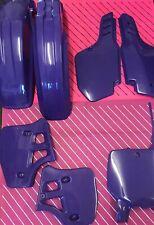 Kx 500 1996-2004 Purple Violet Ufo Evo Kawasaki Plastic Kit Super Evo