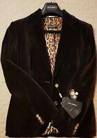 DOLCE & GABBANA Giacca Blazer Donna Woman Jacket Made in Italy Taglia 46