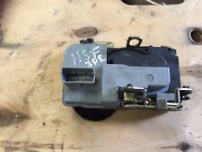 PEUGEOT 206 3DR Passengers Side Door Lock With Central Locking