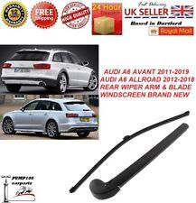 AUDI A6 AVANT / ALLROAD 2011-2019 REAR WIPER ARM & BLADE WINDSCREEN NEW 400MM